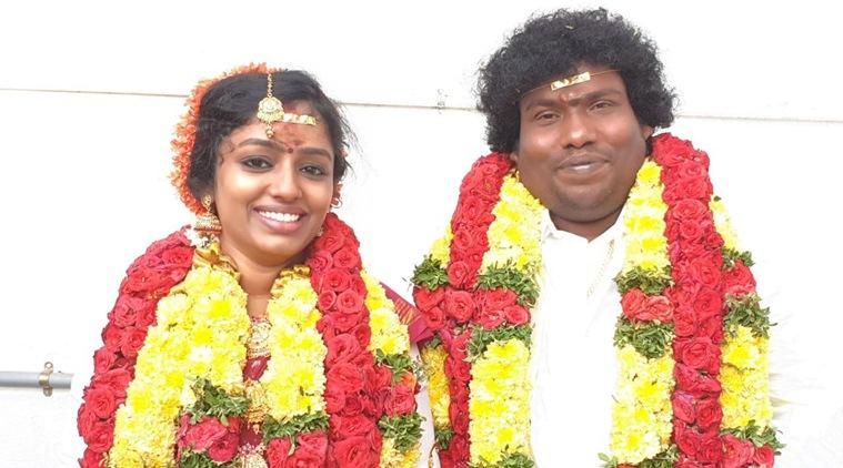 yogi babu wedding