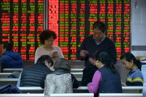 Asian markets mostly up on China data and US, Europe gains