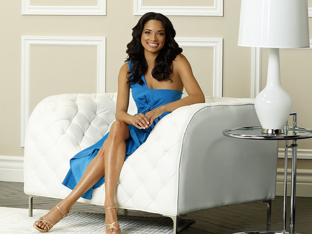 "ABC's ""Mistresses"" stars Rochelle Aytes as April Malloy."