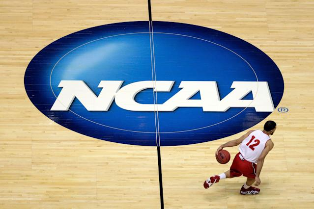 The NCAA is hoping to get access to more of the information from the U.S. Attorney's college basketball investigation. (AP)