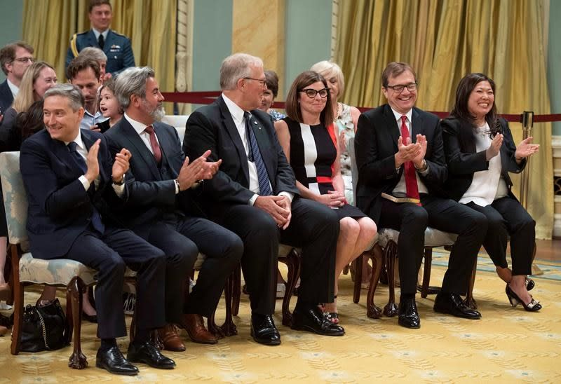 PM's pre-election shuffle eyes border, trade and bruising provincial relations