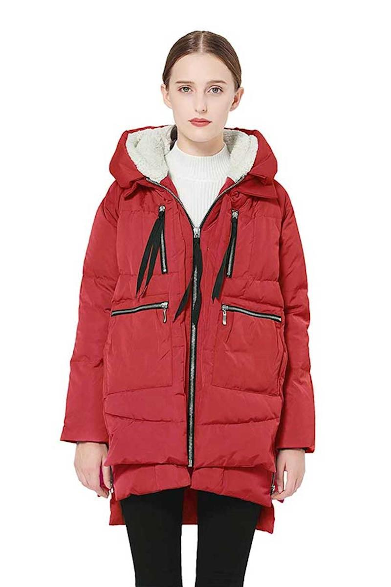 Orolay Women's Thickened Down Jacket, £149.99, Shop it here (Amazon)
