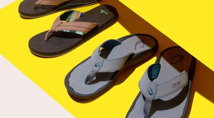 These are the best-selling and comfiest men's sandals at Zappos (Photo: Zappos)