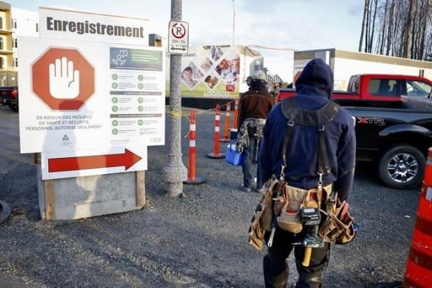 In Quebec, the battle against COVID-19 shifts to workplaces