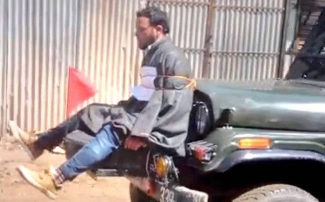 Peculiar situations, peculiar measures: Attorney General Rohatgi backs Army's stint of tying Kashmiri to jeep