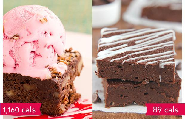 Brownie Holiday Desserts