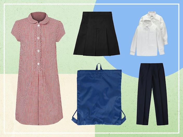 <p>From reinforced knees to stain-resistant materials, these garments are sure to be able to take whatever your kids throw at them </p> (iStock/The Independent)