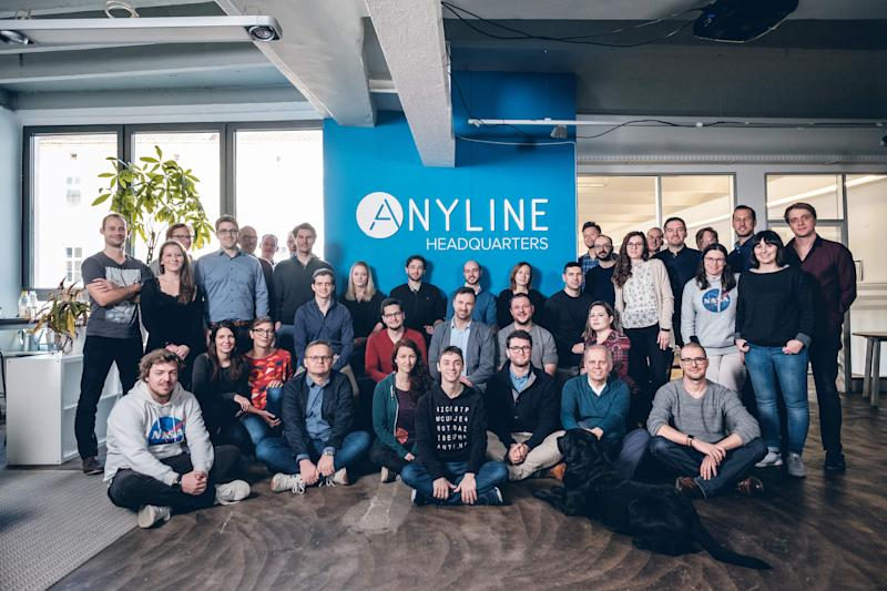 Anyline team 2020