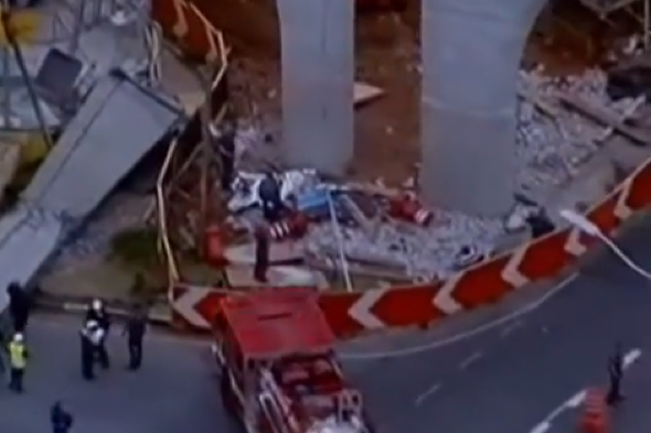 World Cup 2014: Monorail collapse in Brazil kills one