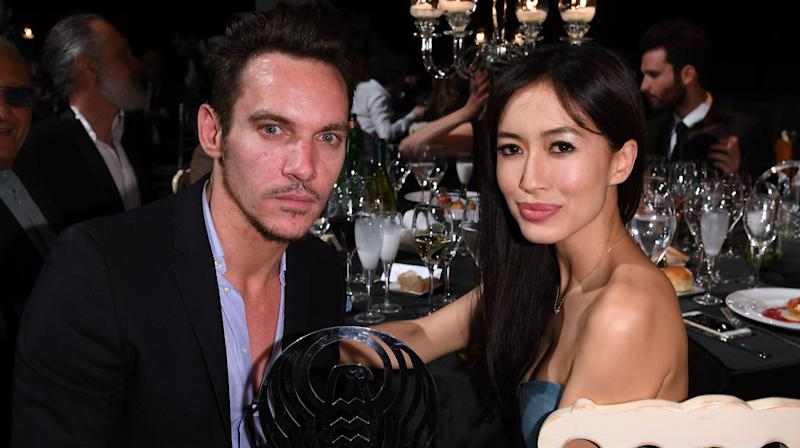 Jonathan Rhys Meyers' Wife Opens Up About Miscarriage In Emotional Instagram Post