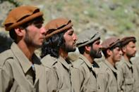 Panjshir is one of the few places in Afghanistan not under Taliban control