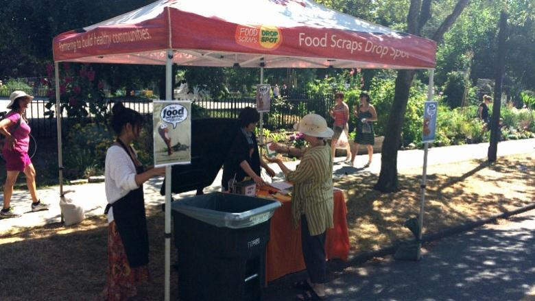 Metro Vancouver apartments, condos face fines for food scraps on July 1