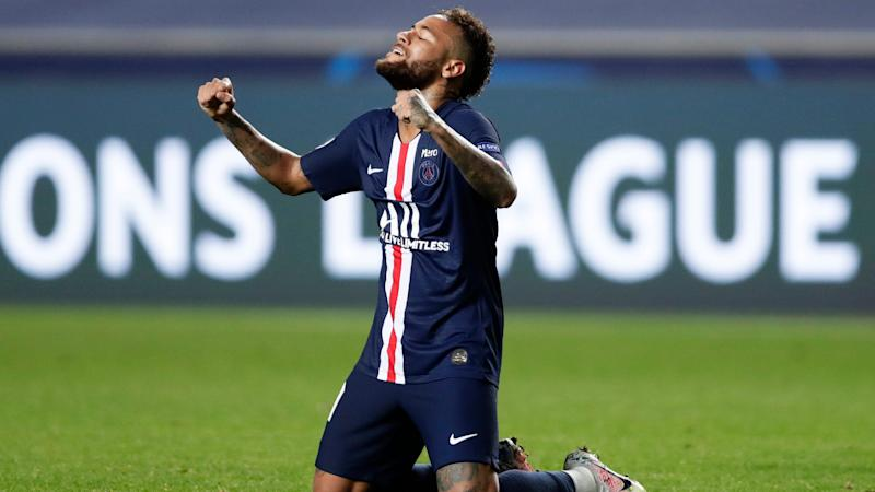 Neymar pokes fun at Red Bull after PSG beat Leipzig in Champions League
