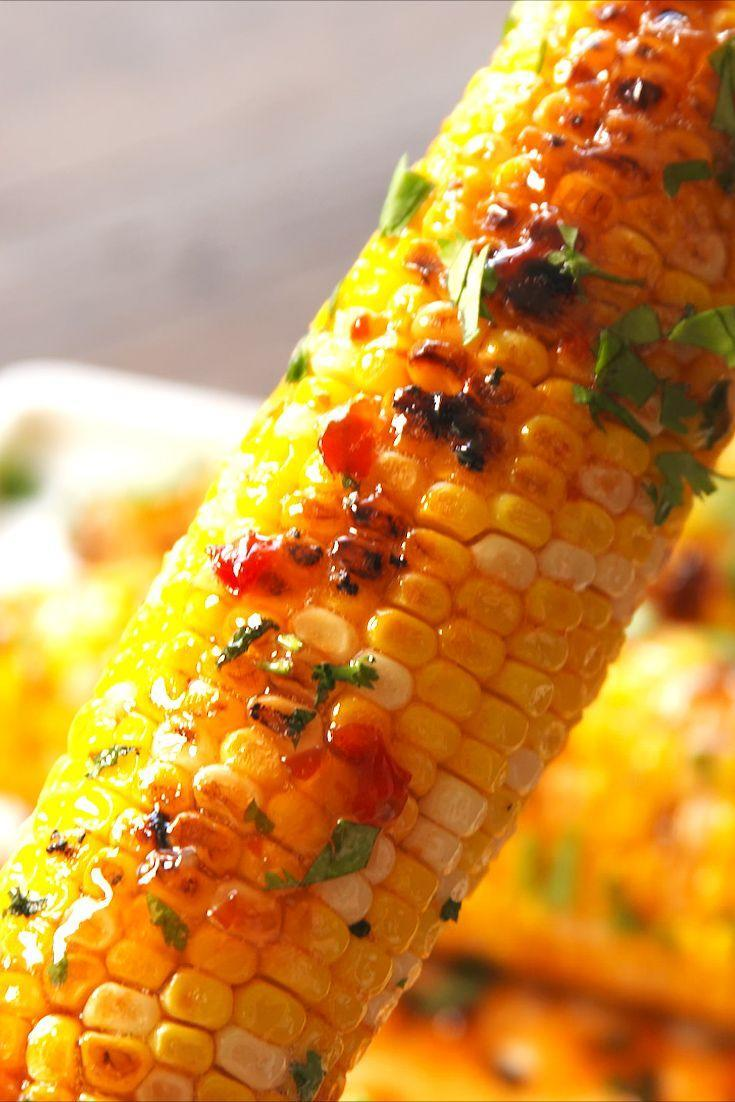 "<p>The prettiest corn you'll grill all summer.</p><p>Get the recipe from <a href=""https://www.delish.com/cooking/recipe-ideas/recipes/a53994/bang-bang-corn-recipe/"" rel=""nofollow noopener"" target=""_blank"" data-ylk=""slk:Delish"" class=""link rapid-noclick-resp"">Delish</a>.</p>"