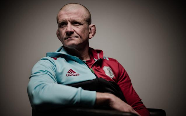 Graham Rowntree is a member of Warren Gatland's Lions coaching staff - Charlie Forgham-Bailey