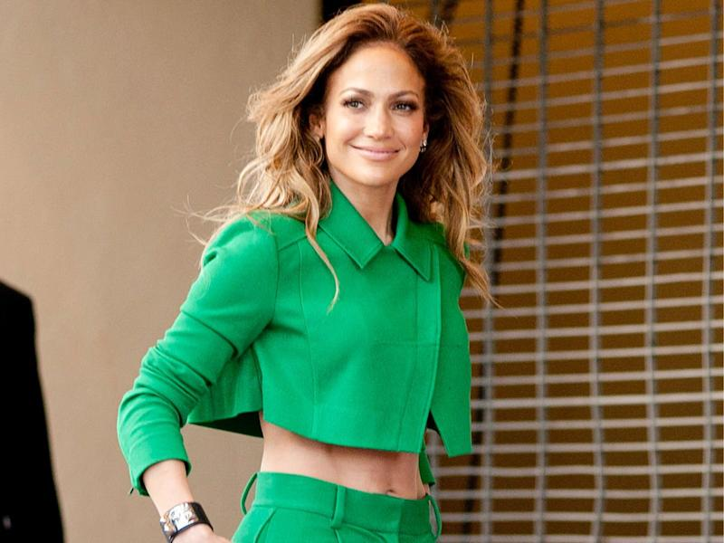 cc755337a1 The Chicest Items Jennifer Lopez Started Wearing in Her 40s