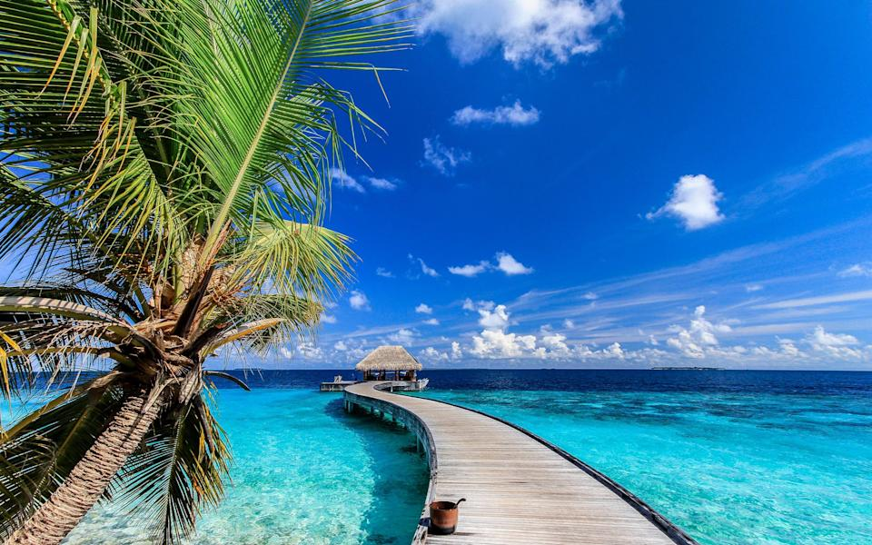 Maldives - GETTY