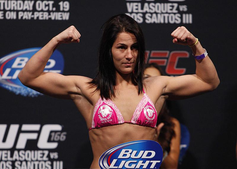 How the UFC, Texas, and Jessica Eye made her positive drug test even worse