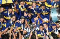 Copa Diego Maradona - Final - Boca Juniors v Banfield