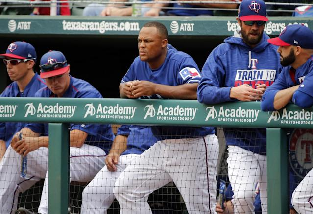 <p>The final Blue Jays-Rangers matchup of the year will be the best chance for parting shots. (AP) </p>