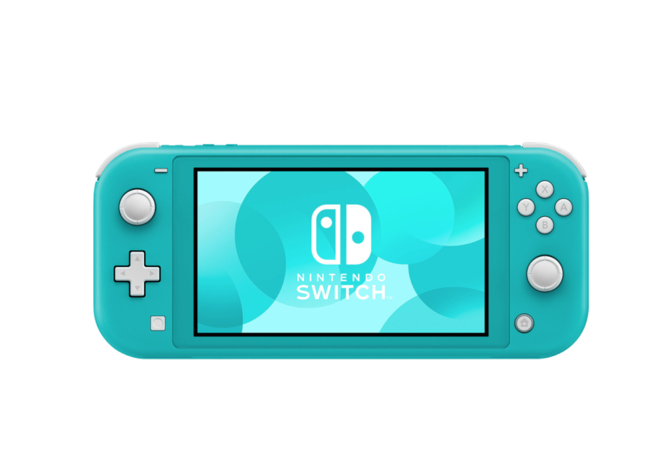 Nintendo Switch Lite. Image via Best Buy.
