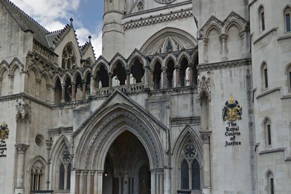 'At risk': the Royal Courts of Justice
