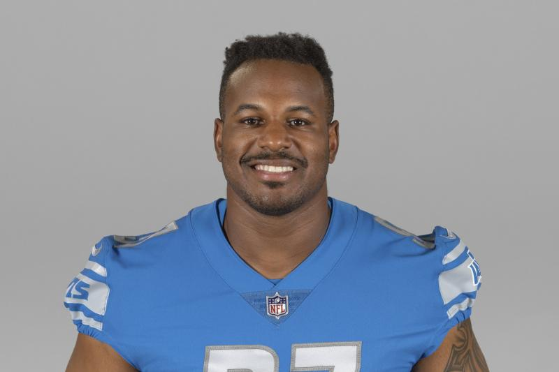 Lions downgrade DT Nick Williams to OUT for Week 2
