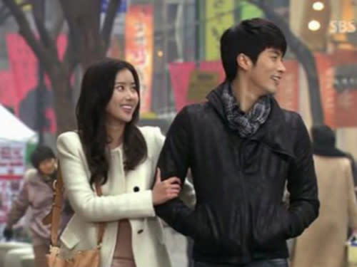 The two stars made their TV debut in 2011 through 'New Tales of Gisaeng'