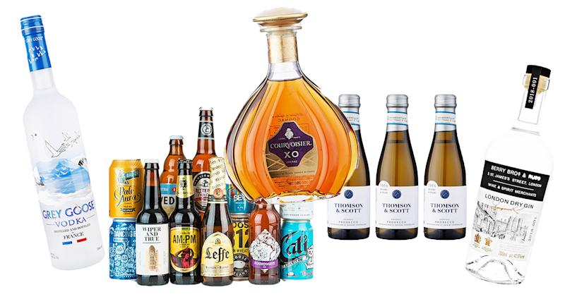 Amazon Prime Day 2019: Best alcohol and spirits deals, from Grey Goose vodka to craft beer