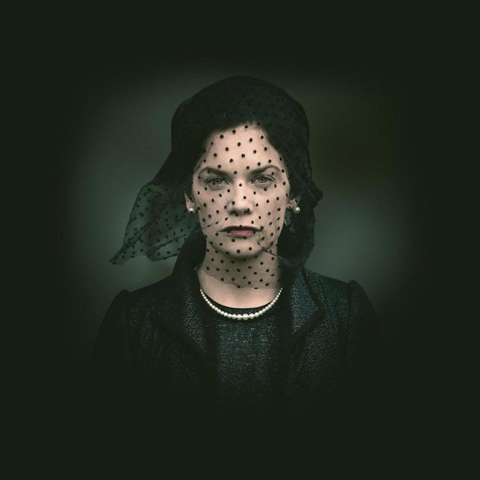 Ruth Wilson in 'Mrs Wilson', which is coming to Netflix (BBC)