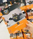 <p>This <span>Hyde &amp; Eek! Boutique Pumpkin Push-In Halloween Decorating Kit </span> ($4) is just one of many adorable options I saw at the store; I especially love the bat. If you hate the mess of carving pumpkins, this will make your life much easier.</p>