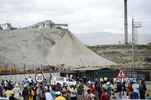 One mining firm unfazed by S. Africa's troubles