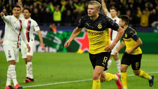 The Borussia Dortmund forward says there's plenty more to come even after another two-goal effort