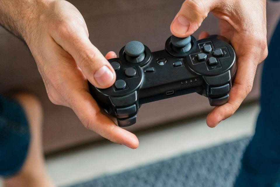 There are all kinds of gaming gear on sale. (Photo: Getty Images)