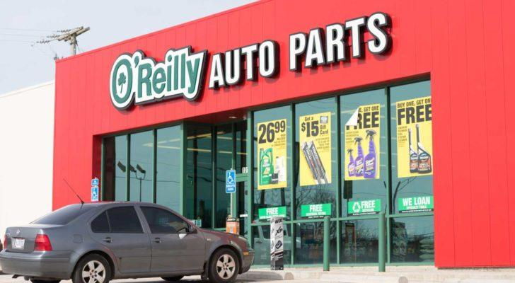 5 Retail Stocks to Buy That Are Getting It Done: O'Reilly Automotive (ORLY)