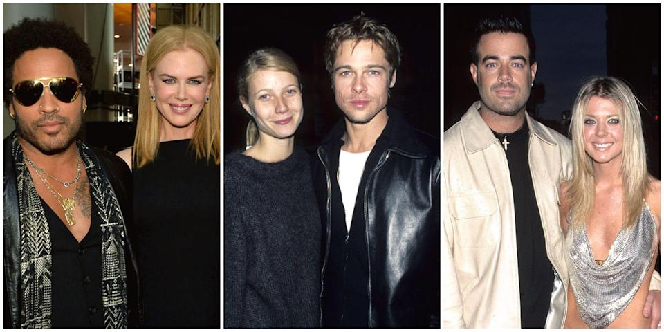 <p>They were meant to be, until they weren't. Whether it was the whirlwind romance of Ariana Grande and Pete Davidson or the peak '90s love between Brad Pitt and Gwyneth Paltrow, these romances were time capsules of A-list relationships. Here, the celebrity couples that popped the question but never made it down the aisle. </p>