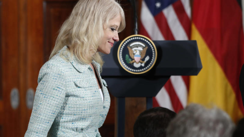 Kellyanne Conway and AAAS: Disclosure forms reveal she consulted for nation's leading science group