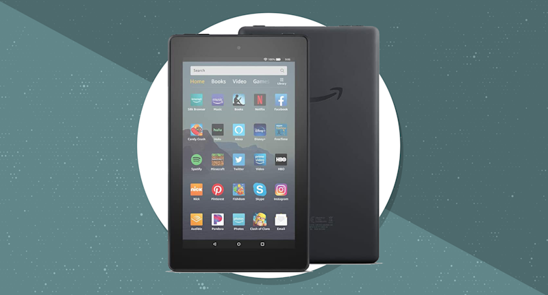 Get the Fire 7 tablet for 20 percent off. (Photo: Amazon)