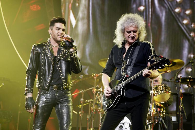 Adam Lambert on Touring With Queen, the Future of Pop Music and Gay Culture