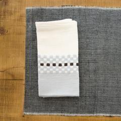"""<p>boleroadtextiles.com</p><p><strong>$95.00</strong></p><p><a href=""""https://boleroadtextiles.com/collections/table-linens/products/amaro-napkin-mist"""" rel=""""nofollow noopener"""" target=""""_blank"""" data-ylk=""""slk:Shop Now"""" class=""""link rapid-noclick-resp"""">Shop Now</a></p><p>Brooklyn-based Bolé road sells home linens, fabric, pillows, and more, all hand-woven in Ethiopia rom butter-soft Ethiopian cotton. </p>"""