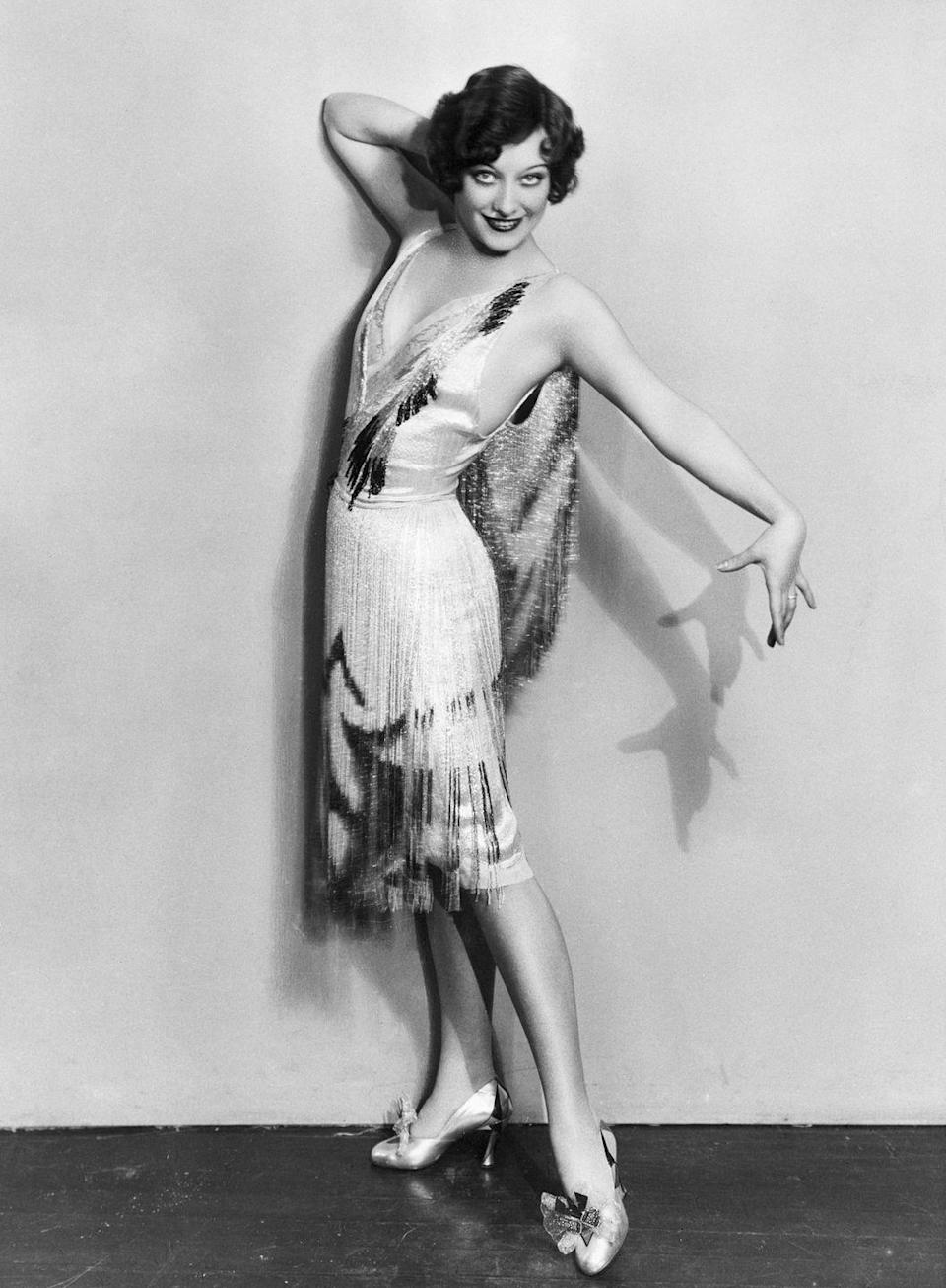 <p>Joan began her career as a dancer. It was during her stint as a chorus girl on Broadway that she was scouted by an Metro-Goldwyn-Meyer agent. </p>