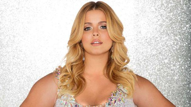 PHOTO: Sasha Pieterse will compete for the mirror ball title on the new season 'Dancing With The Stars.' (Craig Sjodin/ABC)