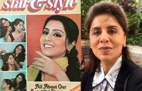 #FlashbackFriday: When Neetu Kapoor used hairdresser's hand to pose for magazine cover