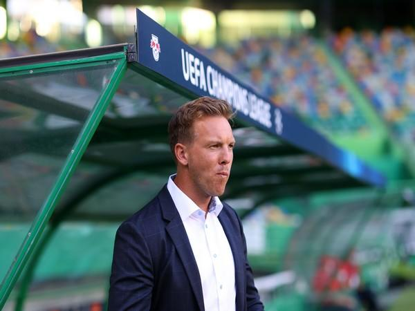 RB Leipzig manager Julian Nagelsmann. (Photo/ RB Leipzig Twitter)
