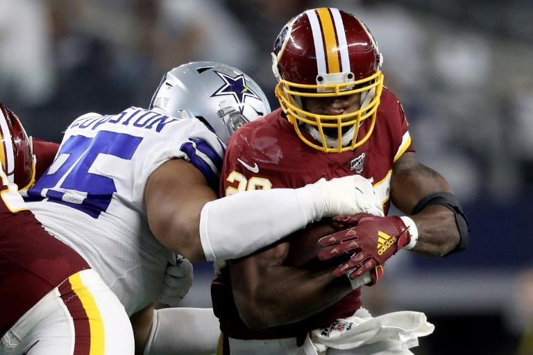 Peterson joins Lions after being dumped by Washington