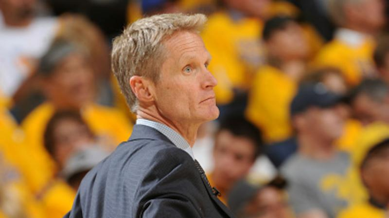 Steve Kerr laments 'disgusting' election cycle after Trump win