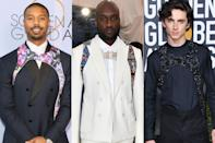 Virgil Abloh Confirms His Louis Vuitton Designs are Not Bibs or Harnesses