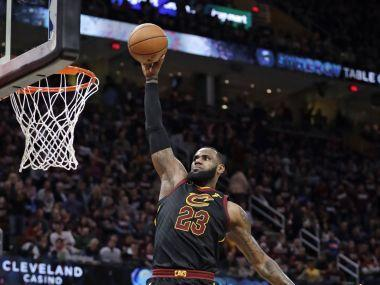 """It feels good just to be able to play for another game,"" said LeBron James, who scored 46 points with 11 rebounds and nine assists. ""'Game Seven' are the best two words in sports."""