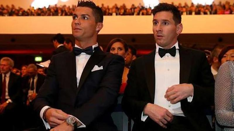 Ronaldo and Messi will not attend FIFA