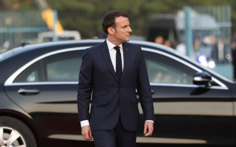 Macron calls for Christmas truce in French pension strikes